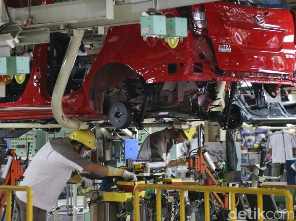 Libur Lebaran Waktu yang Pas untuk Servis Mesin Produksi Mobil