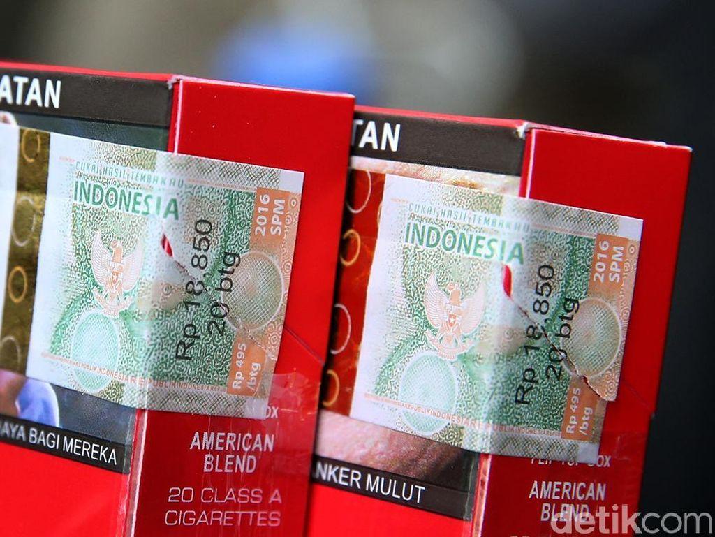 Cukai Rokok Naik 23% Bikin Kaget Pelaku Industri