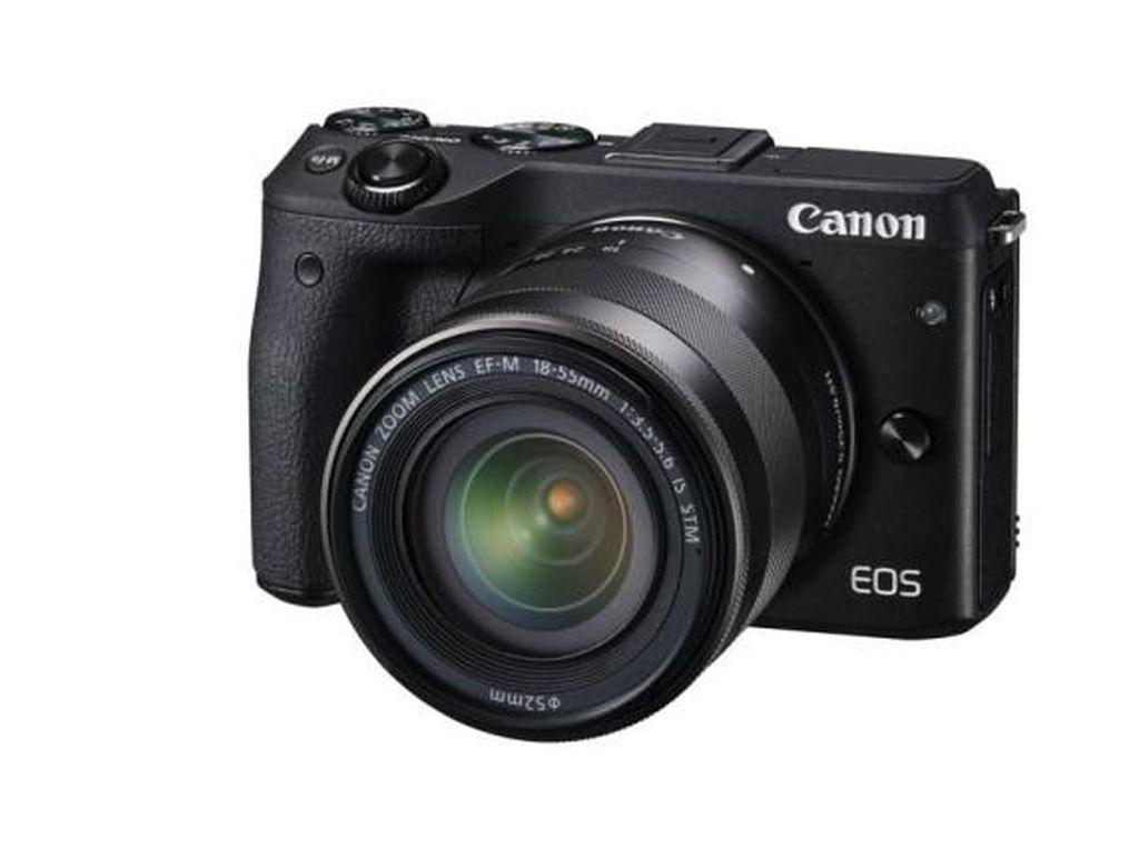 Penerus Mirrorless Canon EOS M3 Rilis Akhir 2016