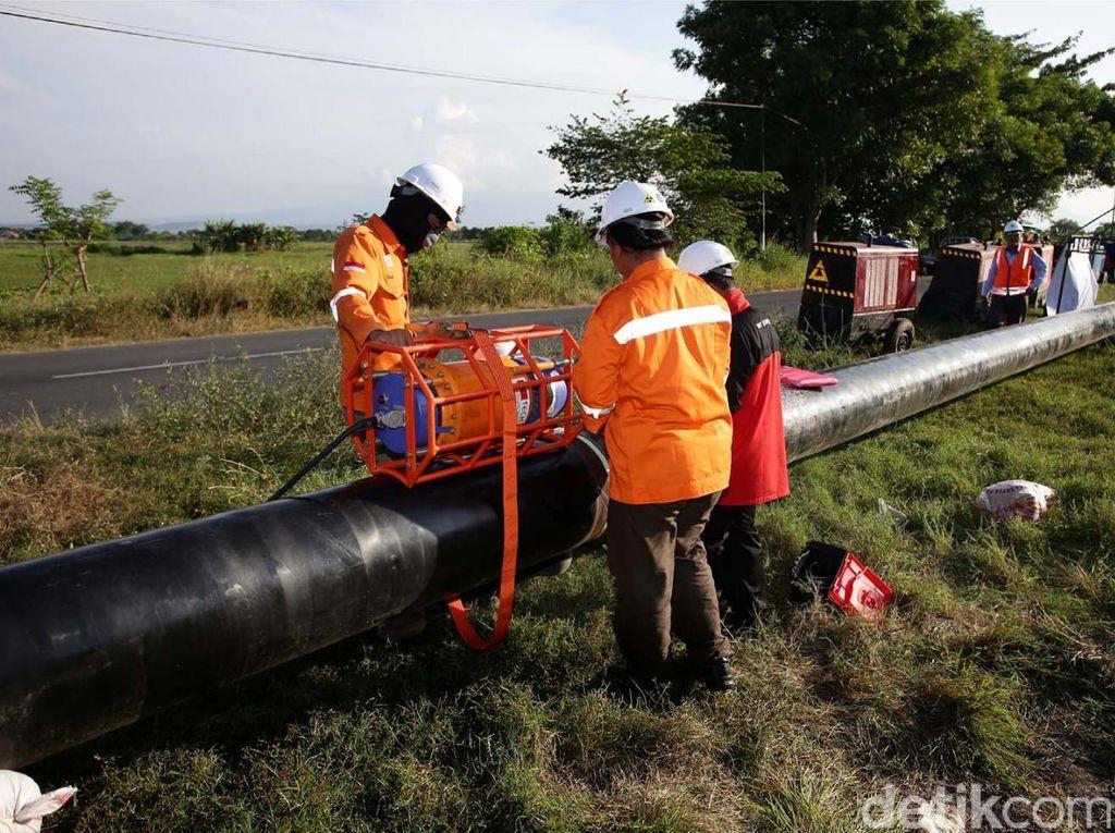 Arcandra: Pembatasan IRR Tak Hambat Proyek Infrastruktur Gas