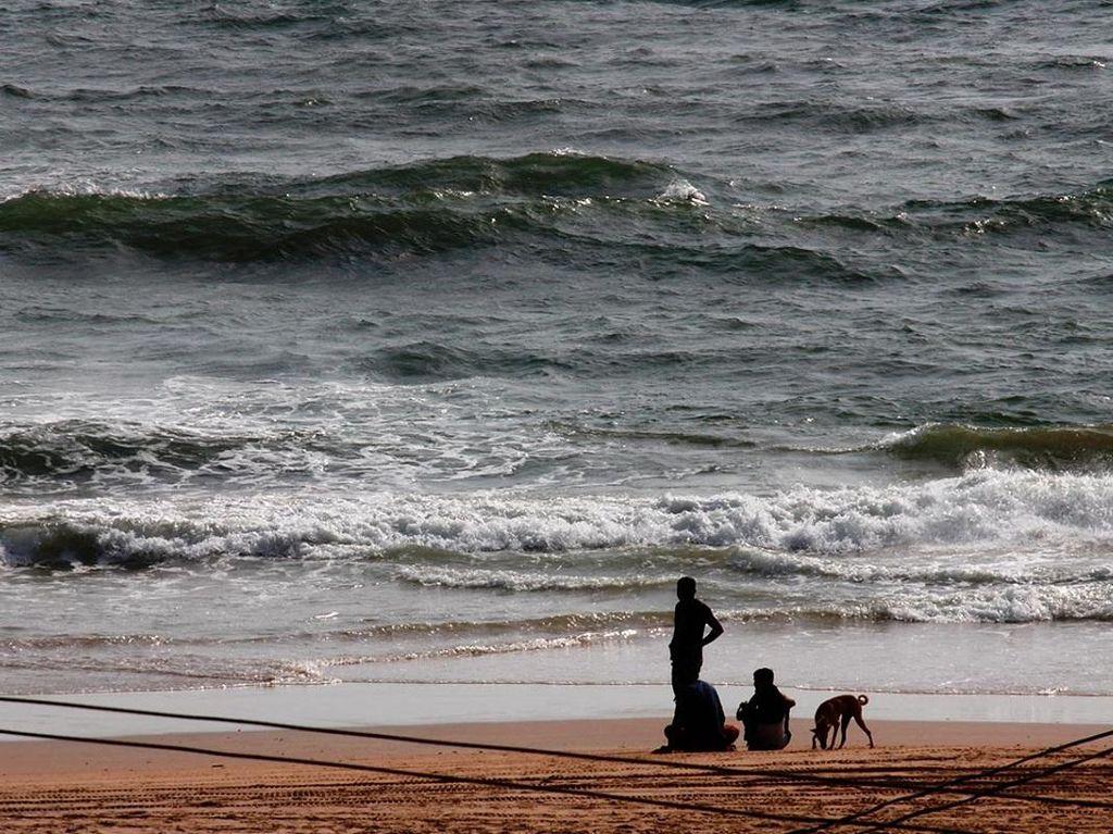Kawasan Pantai Cantik India Tempat Putri Dubai Menghilang