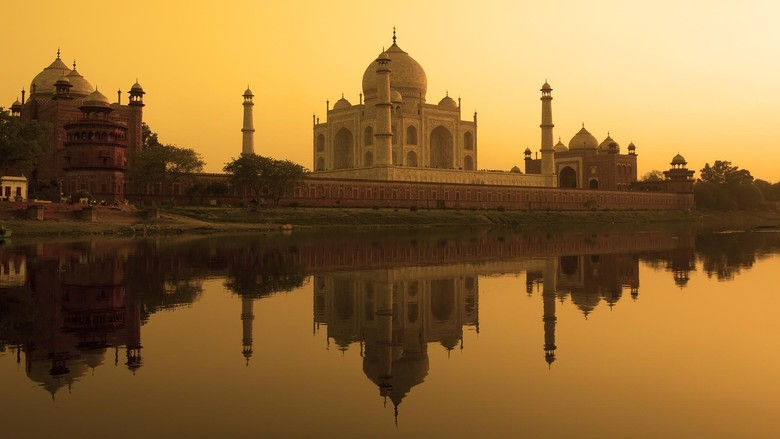 Taj Mahal di India (Thinkstock)