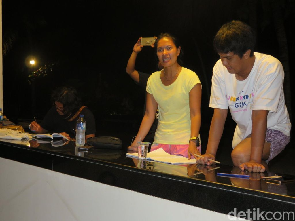 Lola Amaria Beberkan Kesiapan Jelang Syuting Labuan Hati Hari Pertama