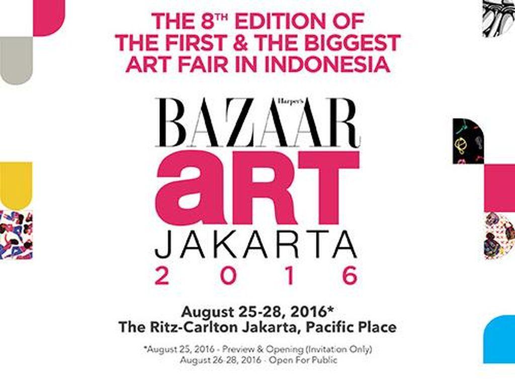 Bazaar Art Jakarta 2016 Digelar 25-28 Agustus