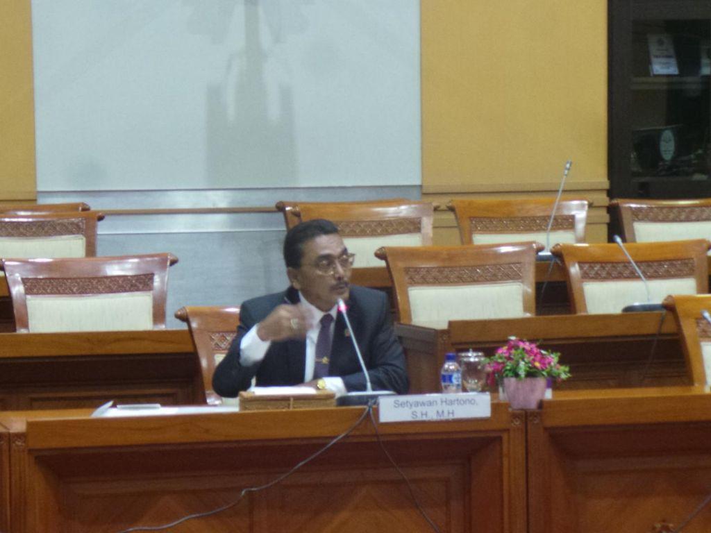 Orang Jujur Ditolak DPR Jadi Hakim Agung, MA: Next Time