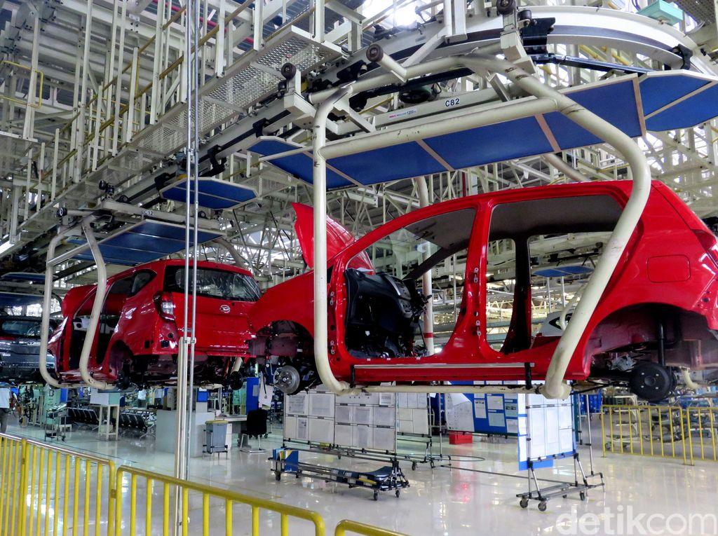 Tahun 2030, Indonesia Jadi Pusat Produksi Mobil buat Ekspor