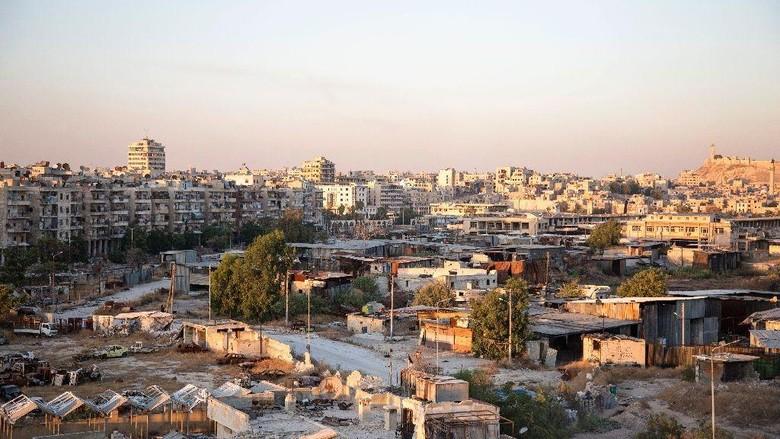 Dihantam Serangan Roket Israel, Suriah Ancam Bereaksi Keras