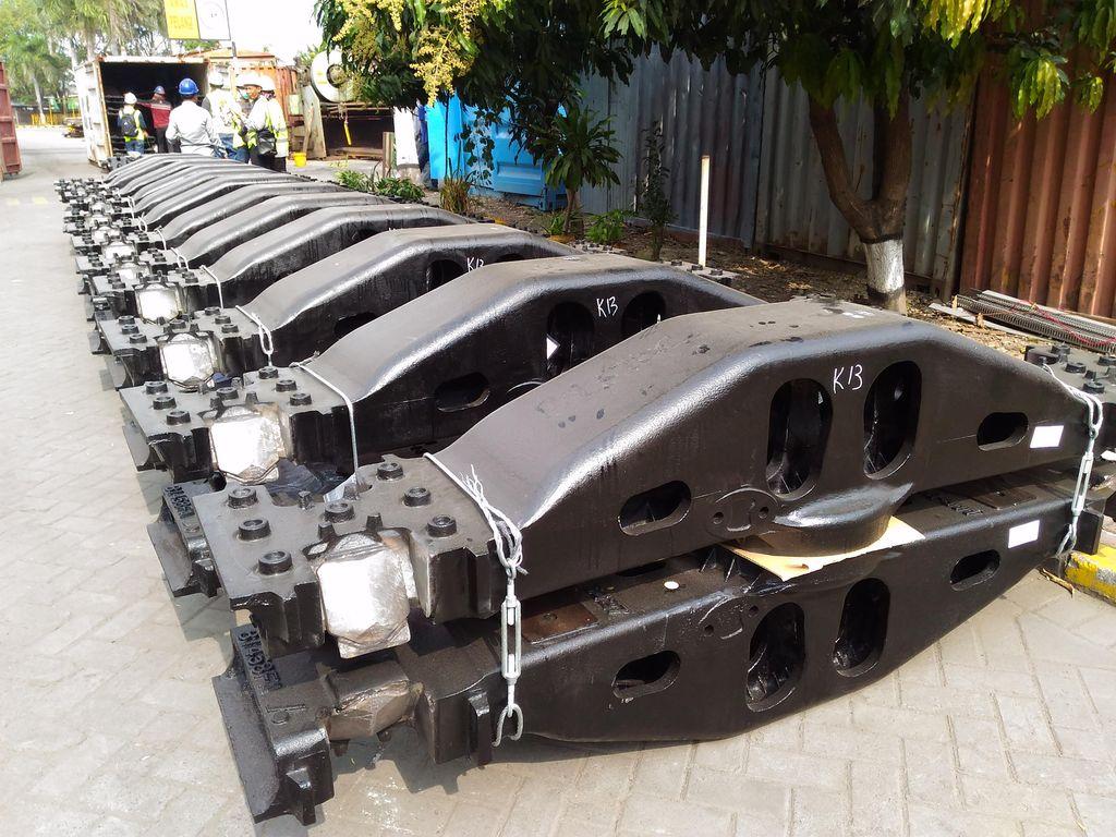 BUMN Ini Produksi Komponen Kereta dan Diekspor Hingga ke AS