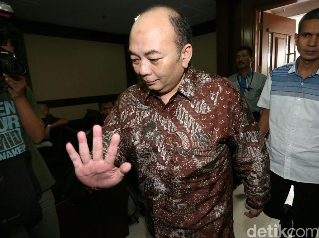 Pejabat MA Divonis 9 Tahun Penjara