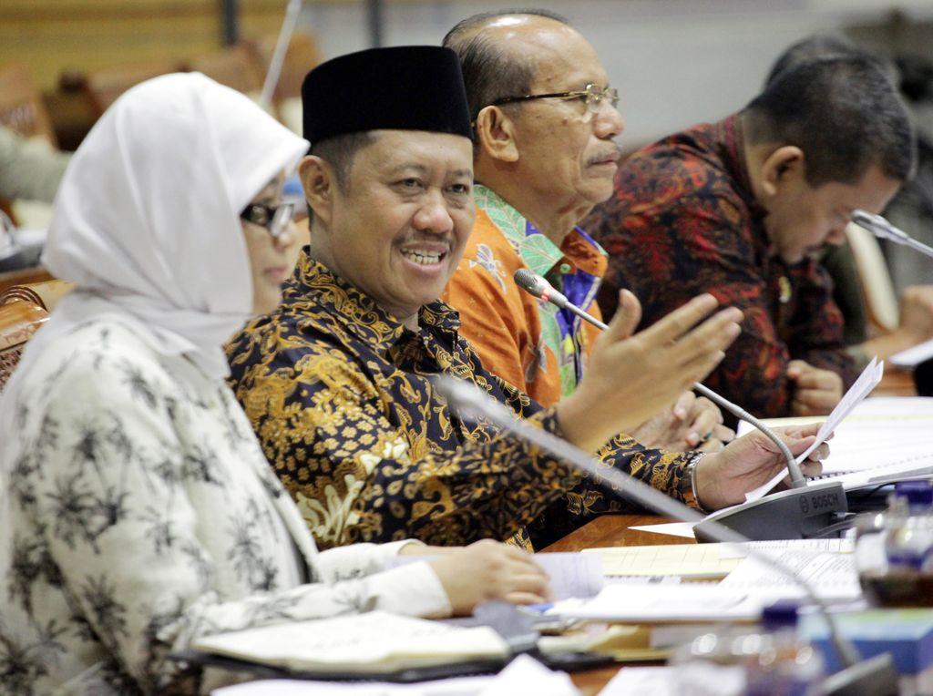 Komisi Yudisial Raker dengan Komisi III