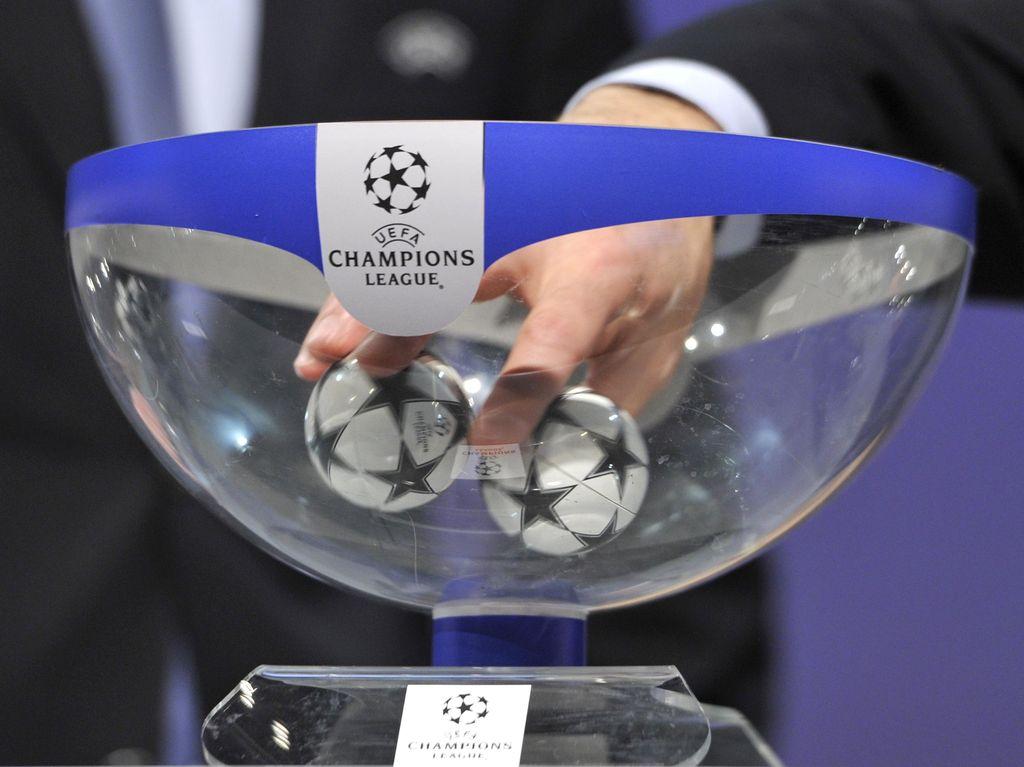 Drawing 16 Besar Liga Champions: Kapan dan Siapa Saja Timnya?