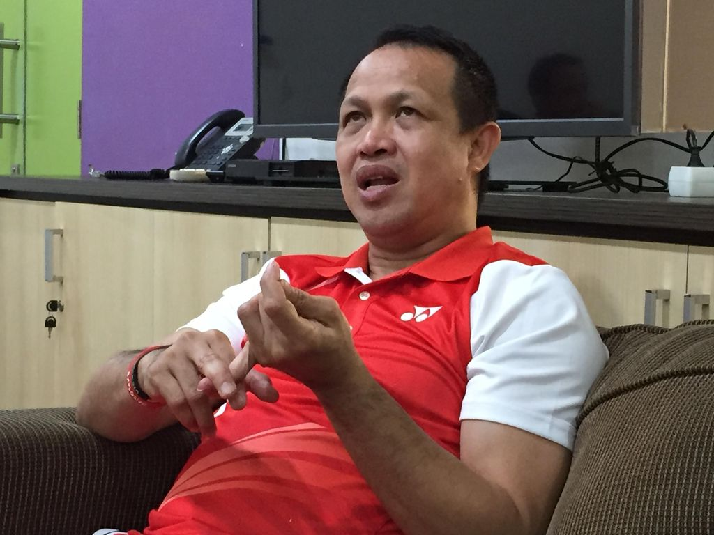 Kali Ciliwung Sudah Bersih, Rexy Mainaky Pede Tradisi Emas Berlanjut