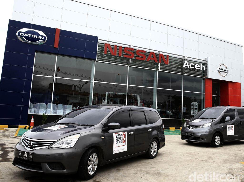 Diler Datsun Hadir di Aceh