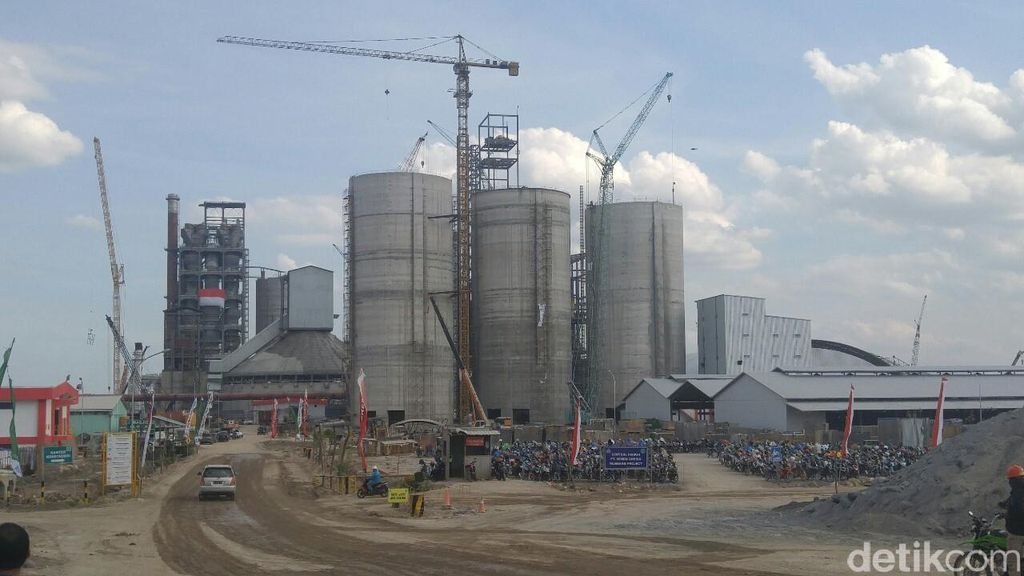 Pemprov Jateng: Pabrik PT Semen Indonesia di Rembang Bisa Beroperasi