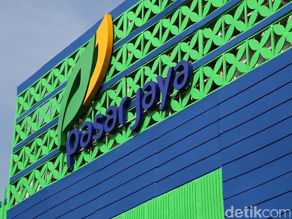 Pasar Jaya Akan Keluarkan Pedagang yang Tak Patuh Pergub Larangan Plastik