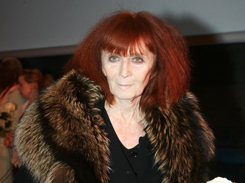Desainer Prancis Sonia Rykiel Meninggal Dunia di Usia 86 Tahun
