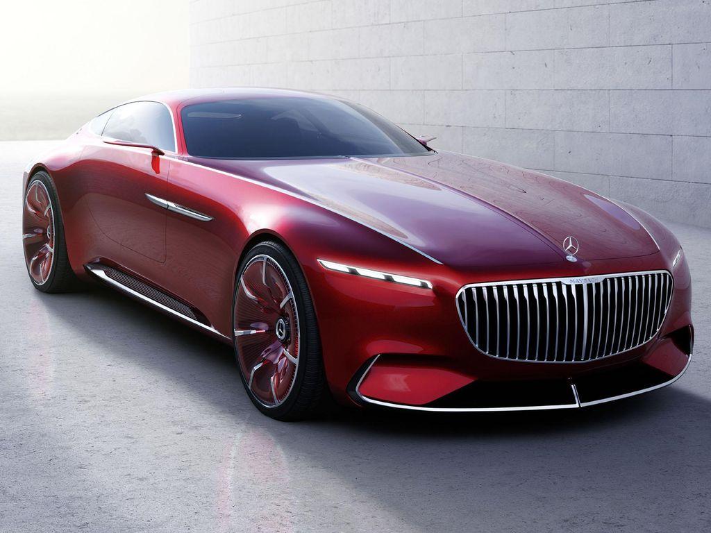 Mobil Konsep Mercy yang Mempesona