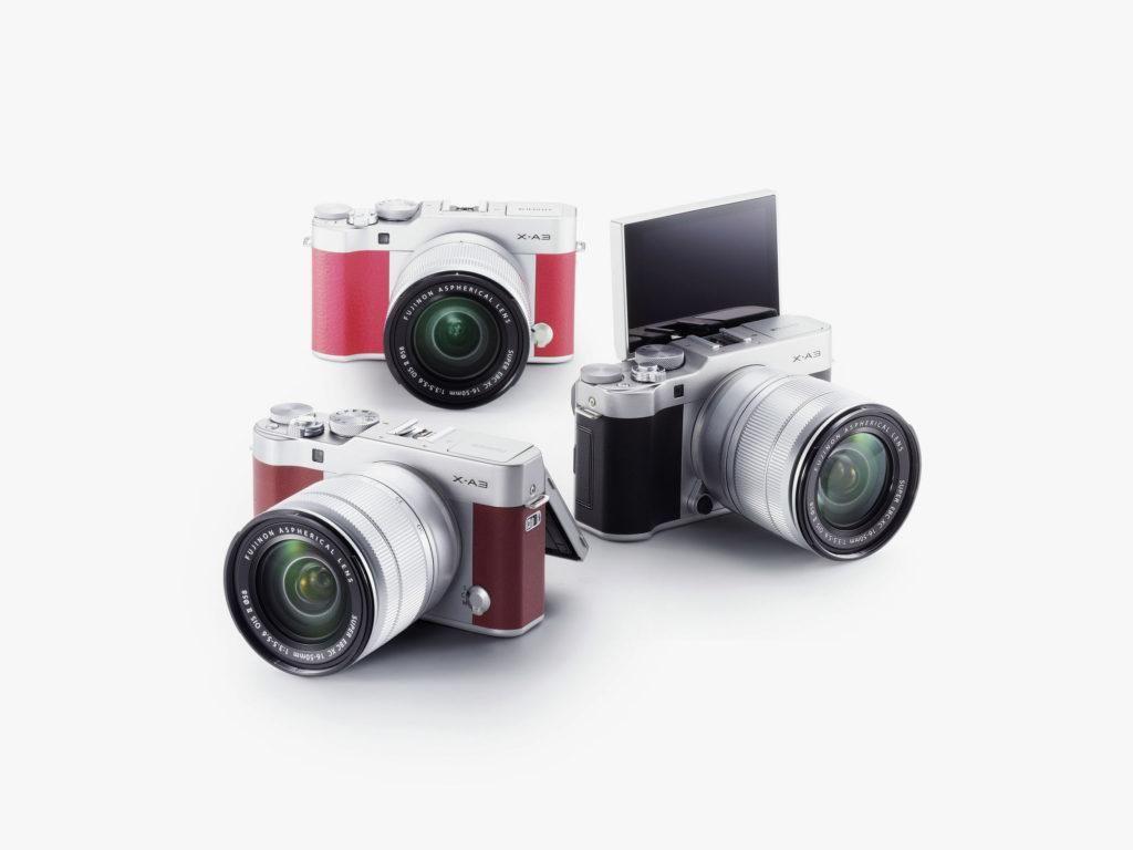 Fujifilm X-A3, Kamera Mirrorless Jagoan Selfie