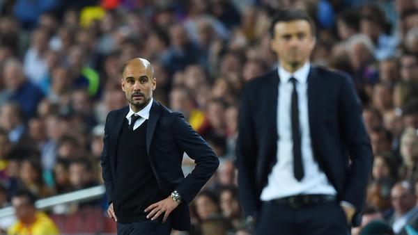 Barca Akan Beri Sambutan Hangat untuk Guardiola dan Bravo