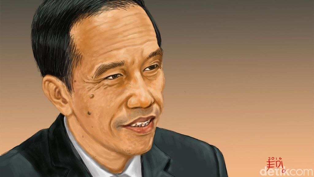Jokowi Minta Ratu Belanda Dorong Pengembangan Financial Inclusion di RI