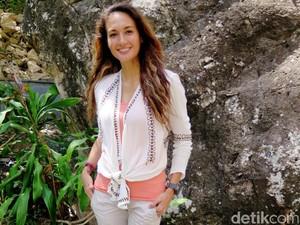Terjun dari Atas Tebing Jadi Pengalaman Akting Tak Terlupakan bagi Nadine