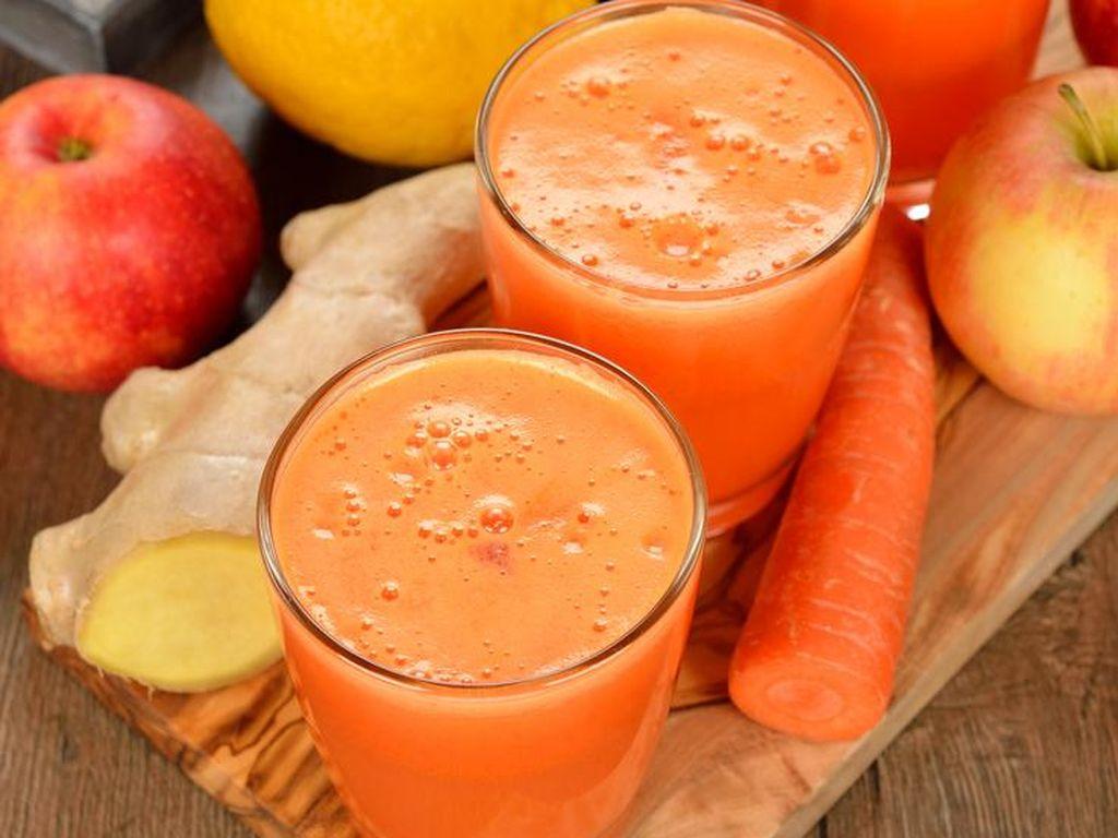 7 Jus Buah dan Sayur Untuk Menurunkan Berat Badan