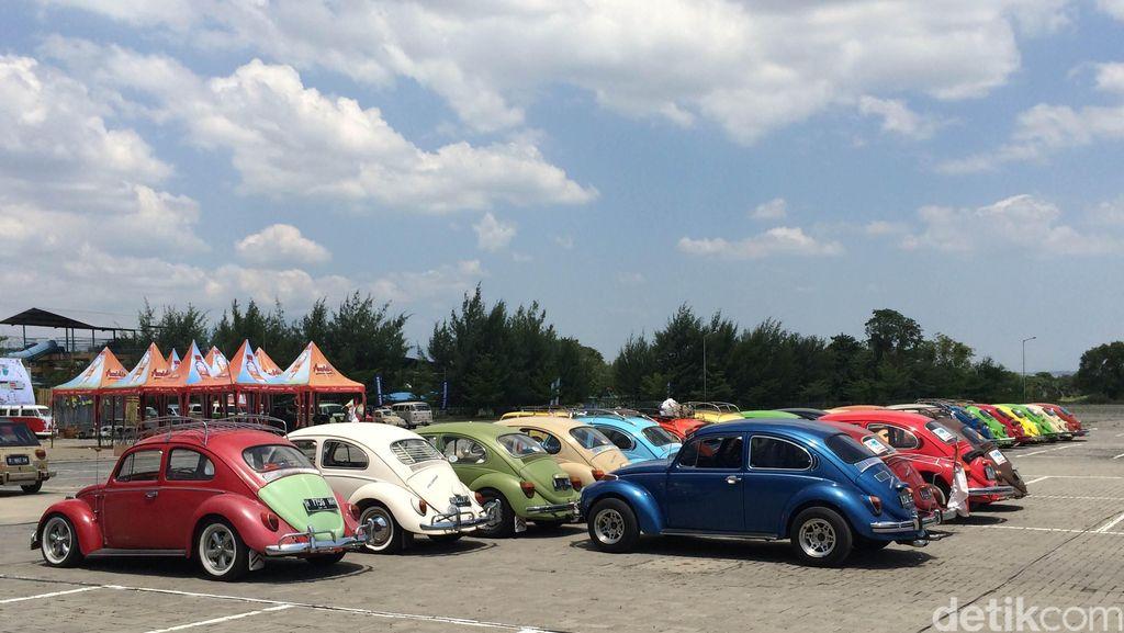 Klub VW Tertua di Indonesia Touring ke Semarang