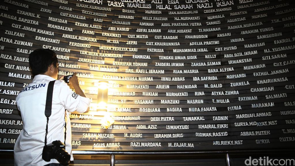 Risers Kunjungi Museum Aceh, Museum Tsunami dan Makam Iskandar Muda