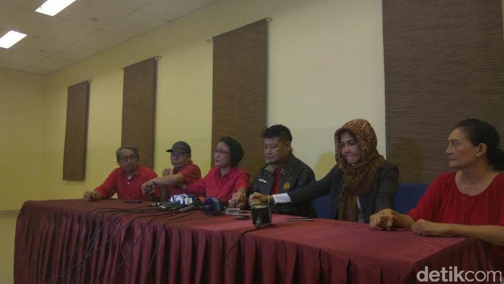 Gatot Brajamusti Ditangkap, Kisruh di PARFI Mencuat
