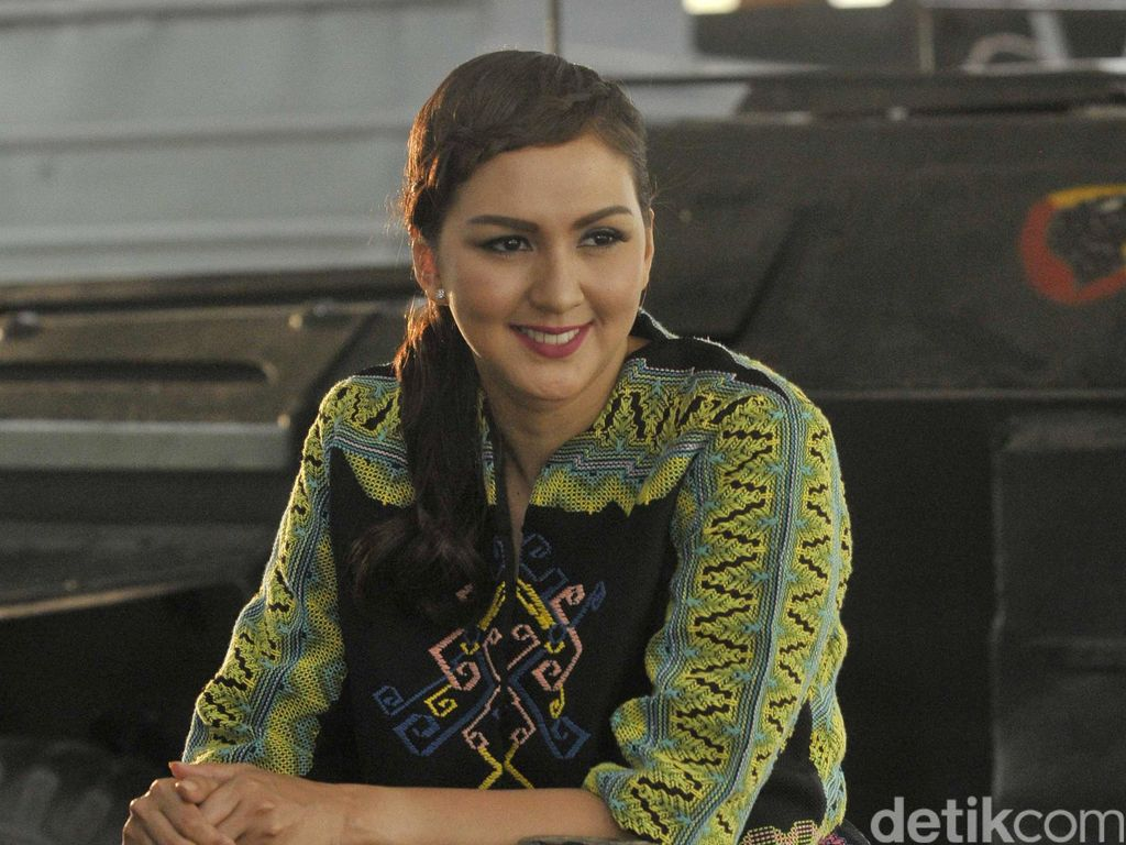 Gejala COVID-19 yang Dialami Presenter Donna Agnesia