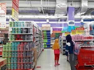 Promo Diskon 25% Peralatan Bekal di Transmart Carrefour