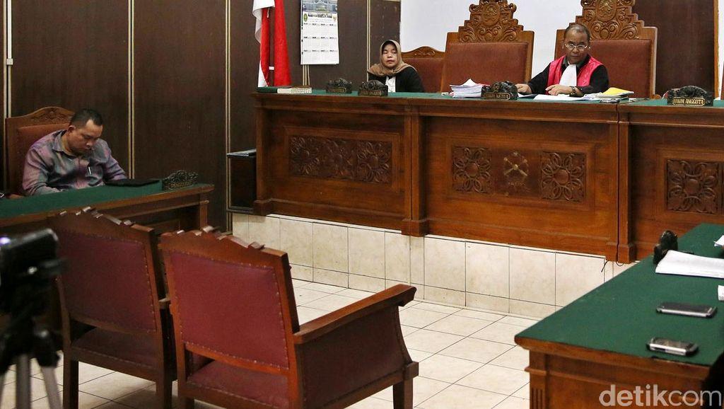 Praperadilan Kakak Saipul Jamil Kandas