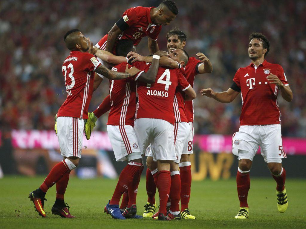 Efek Ancelotti di Bayern Kejutkan Douglas Costa