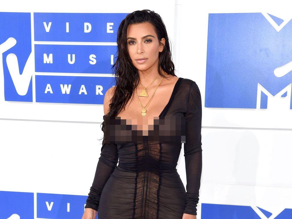 Tren Kecantikan dari MTV VMA 2016, Eyeshadow Berwarna Hingga Rambut Basah