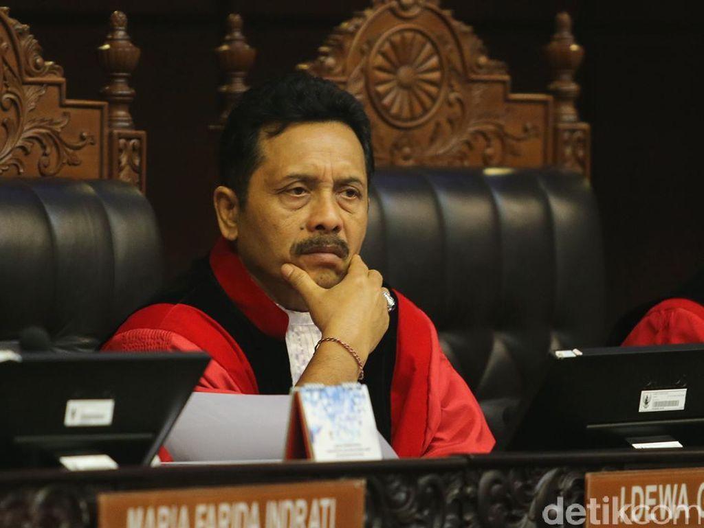 Dengar Kesaksian Pakai Bahasa Bugis, Hakim MK: Ternyata Indah Juga