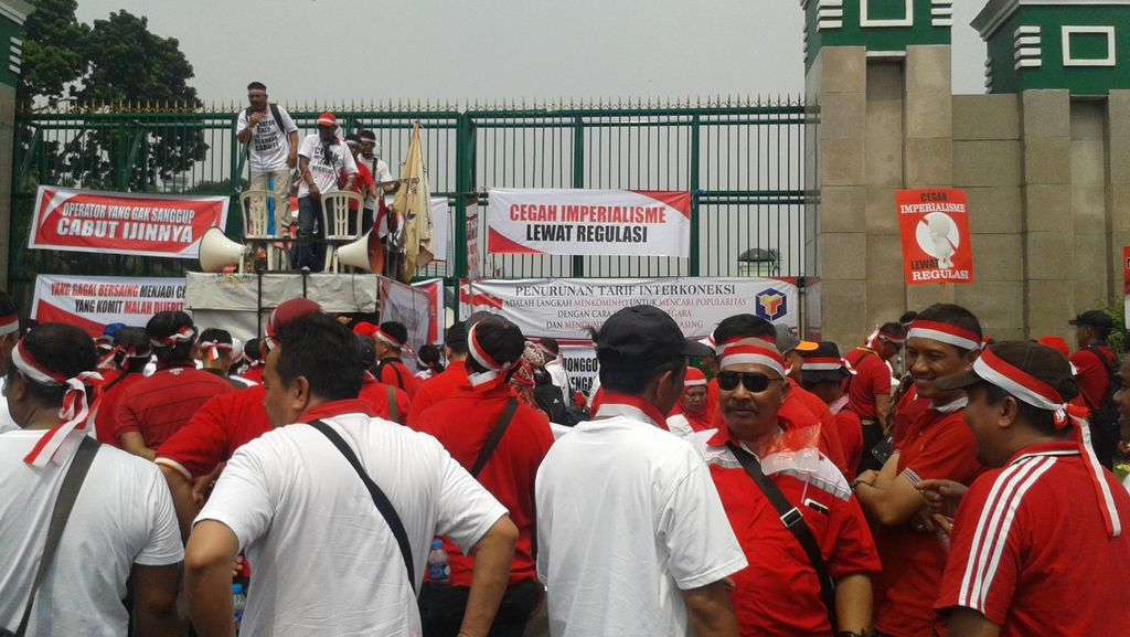 FPI: Interkoneksi Jangan Bawa-bawa BPK dan KPK