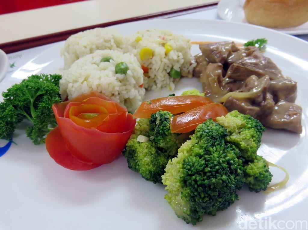 Ini Alasannya, Pasien Perlu Habiskan Makanan yang Disajikan Rumah Sakit