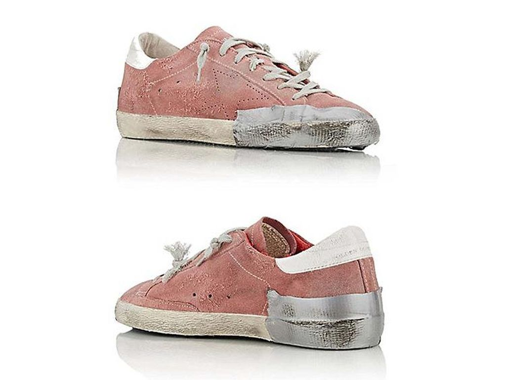 Desainer Jual Sepatu Kotor dan Rusak Seharga Rp 8,7 Juta Jadi Kontroversi