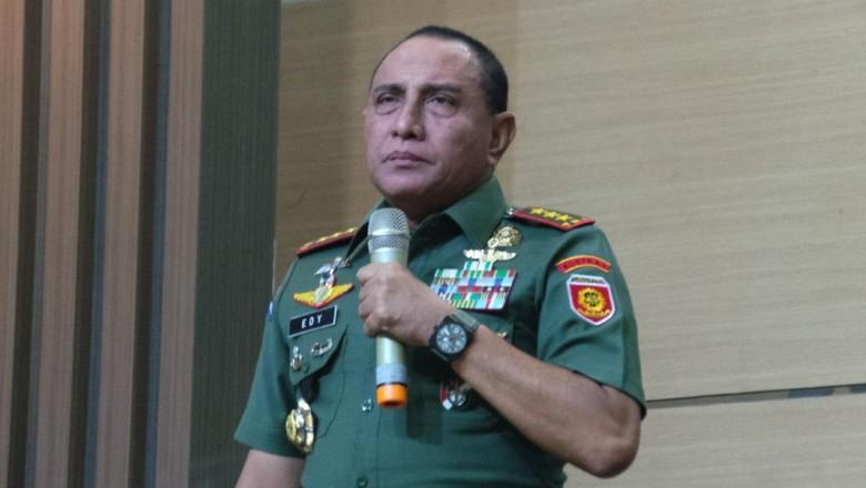 Tentara-tentara di Kursi Ketua Umum PSSI