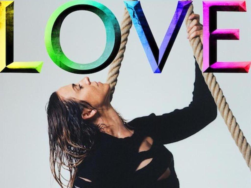 Mel C & Perut Ratanya Hiasi Sampul Majalah Love