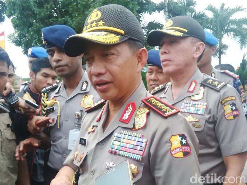 Saat Kapolri Gelar Ujian Dadakan untuk Kapolres di Riau: Ada yang Lulus dan Tidak