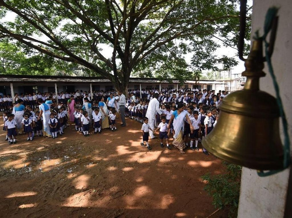 Cegah Corona, Sekolah di Sulbar-Sulsel Diliburkan dan Kunker Dibatasi