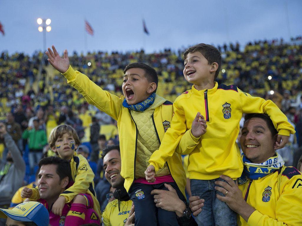 Ketika Las Palmas Menikmati Puncak Klasemen La Liga