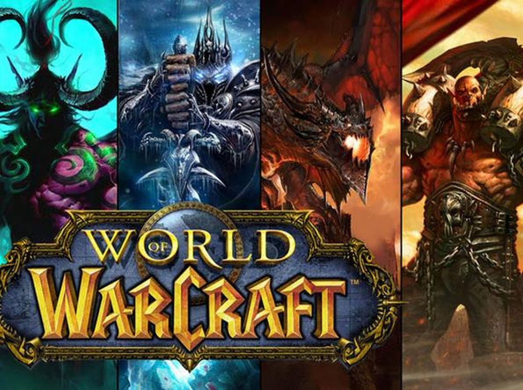 Server World of Warcraft Dihajar Dedemit Maya