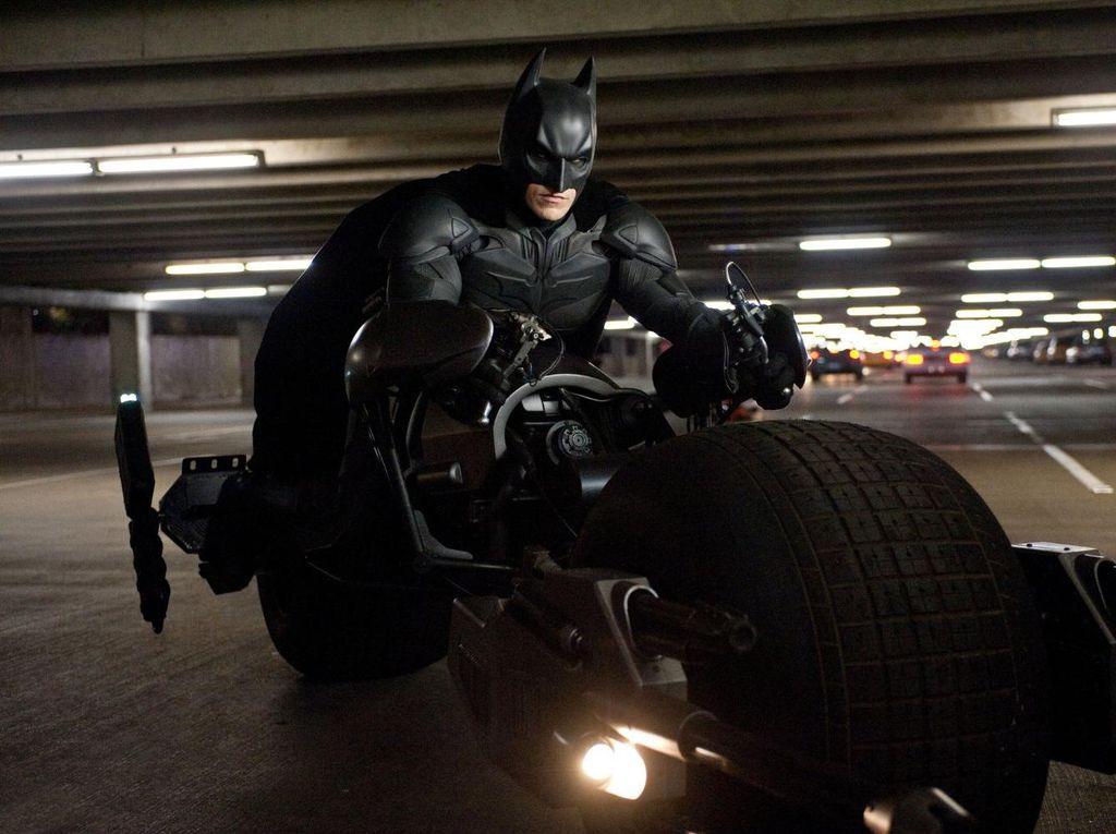 Trilogi The Dark Knight Direstorasi ke Teknologi 4K