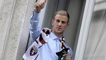 Senandung Joe Hart Will Go On