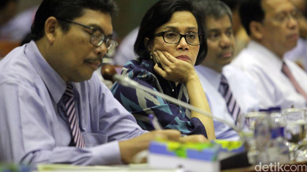 Anggota DPR ke Sri Mulyani: Mohon Pertimbangkan Usul Pertumbuhan 5,05% di 2017