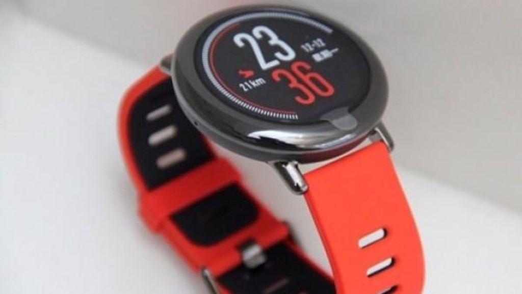 Smartwatch Xiaomi Amazfit yang Sporty