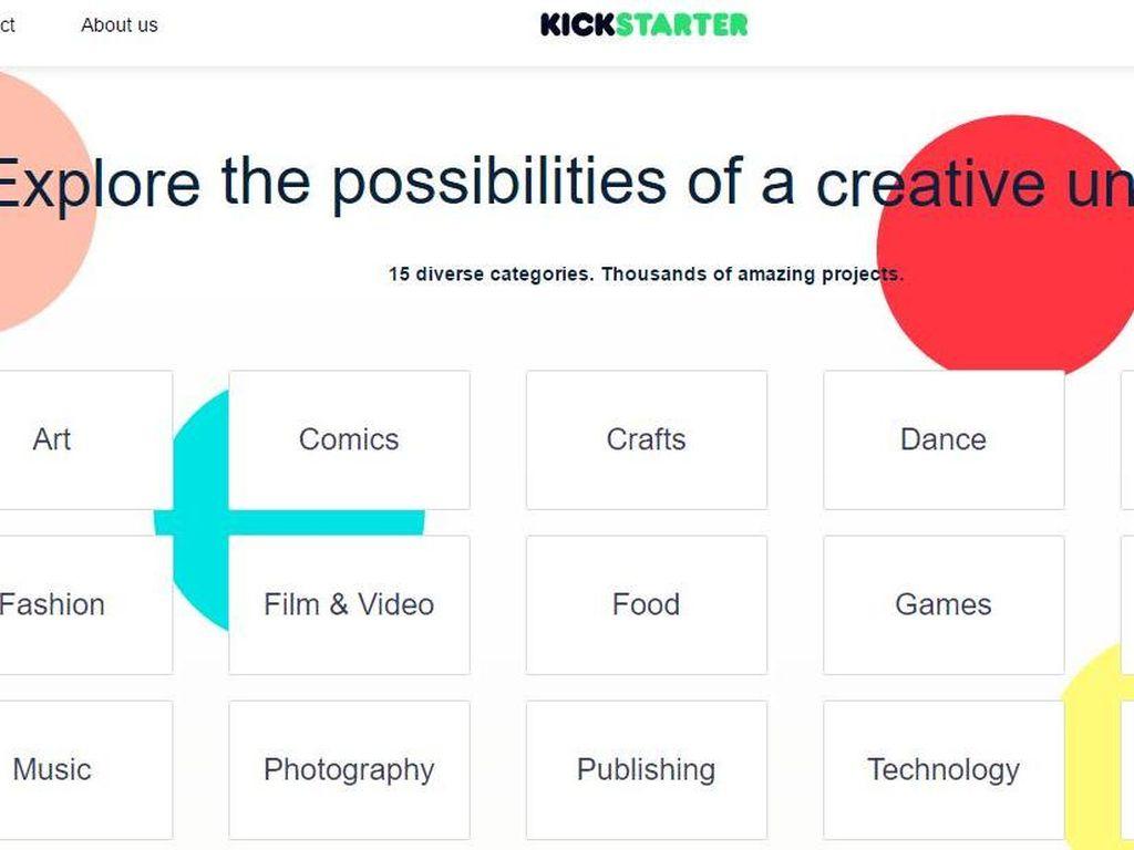 Kickstarter Merambah Singapura, Indonesia?