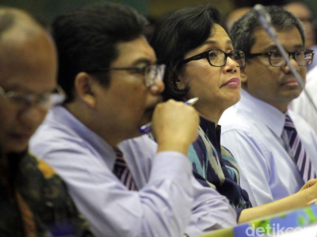 Sempat Memanas, Ini Hasil Rapat Sri Mulyani dengan DPR